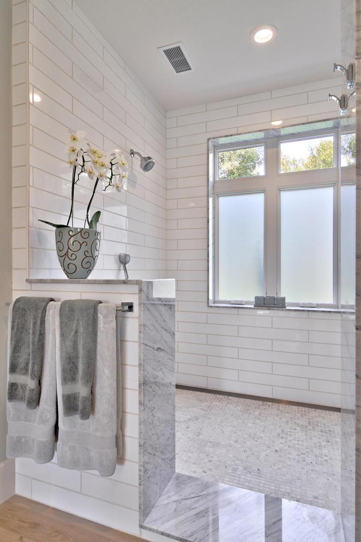 Classic Style Bathroom Design photo - 7