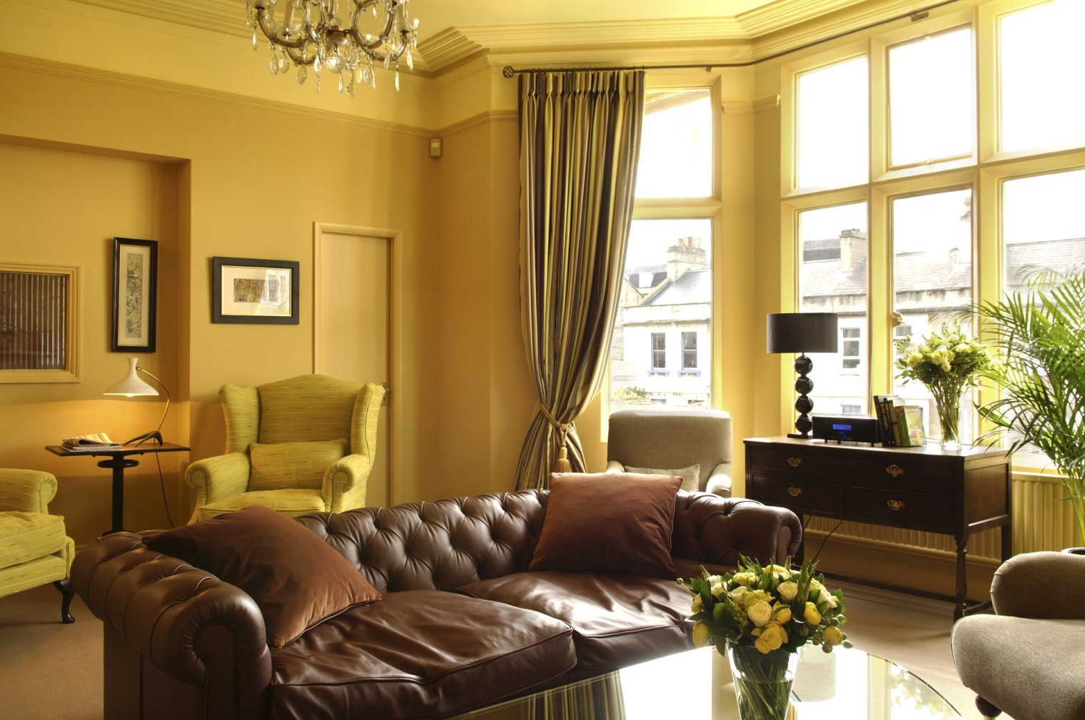 Creative Living Room Interior Design photo - 1