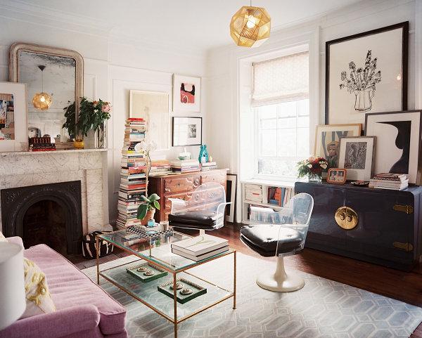 Creative Living Room Interior Design photo - 10