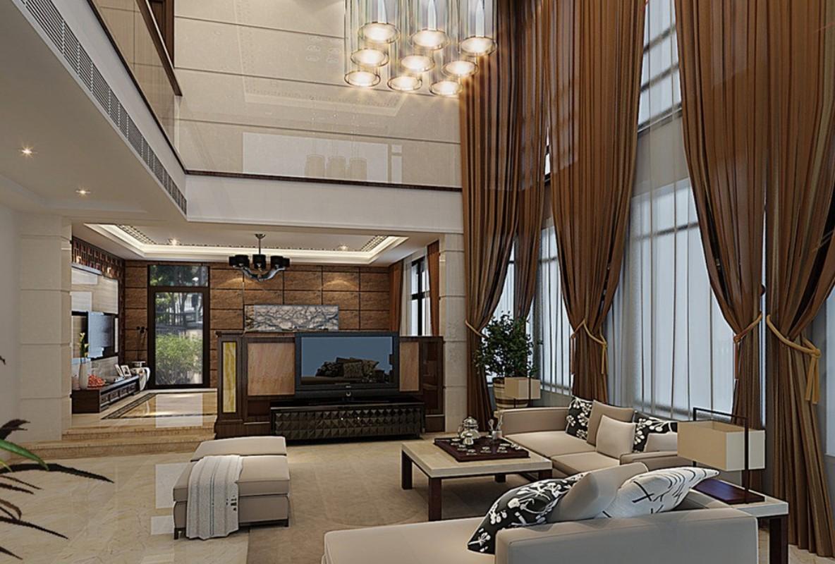 Creative Living Room Interior Design photo - 2