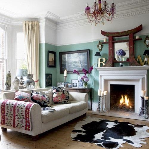 Creative Living Room Interior Design photo - 3