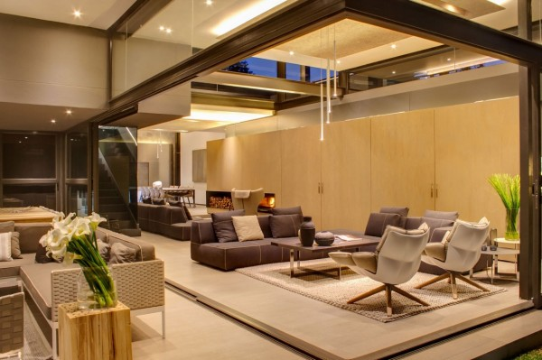 Creative Living Room Interior Design photo - 4