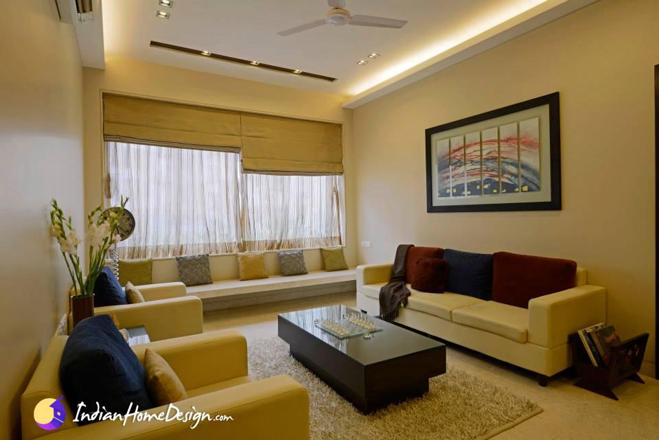 Creative Living Room Interior Design photo - 6