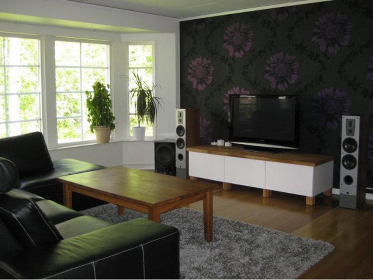 Creative Living Room Interior Design photo - 9