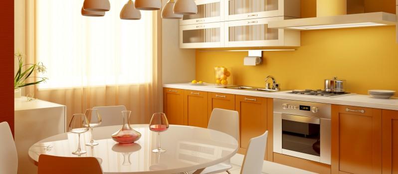 Custard Modern Kitchen photo - 1