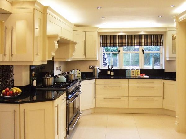Custard Modern Kitchen photo - 3