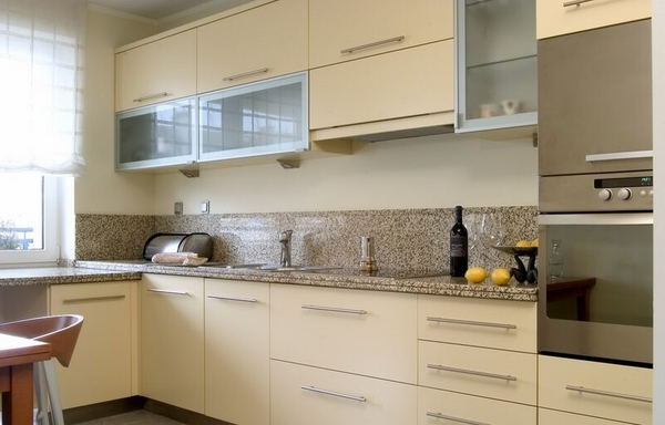 Custard Modern Kitchen photo - 6