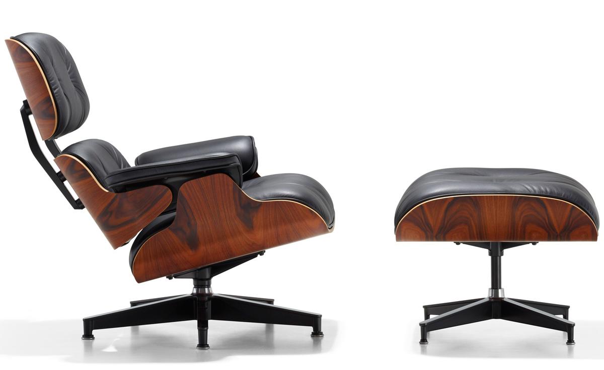 Earnes Lounge Chair photo - 10