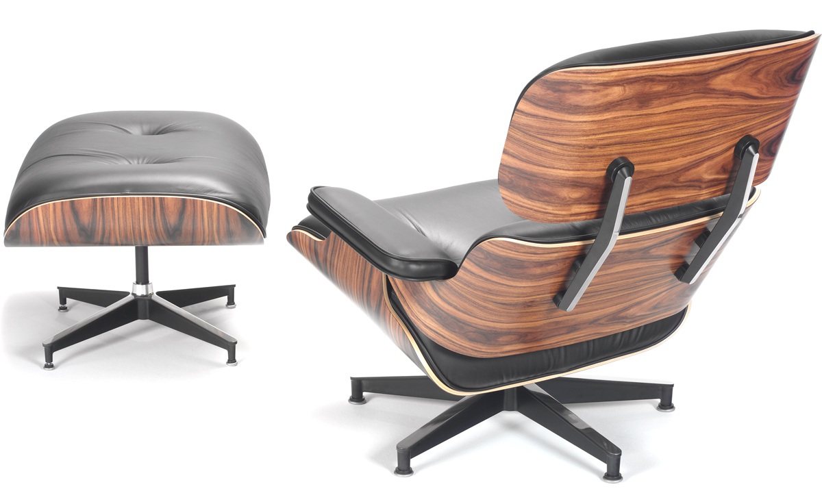 Earnes Lounge Chair photo - 4
