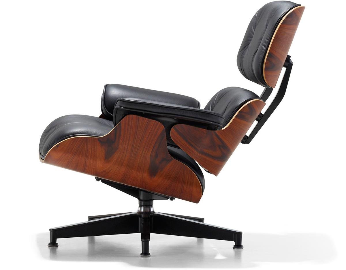 Earnes Lounge Chair photo - 5
