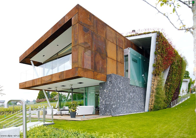 Eco-Friendly House Designs photo - 4