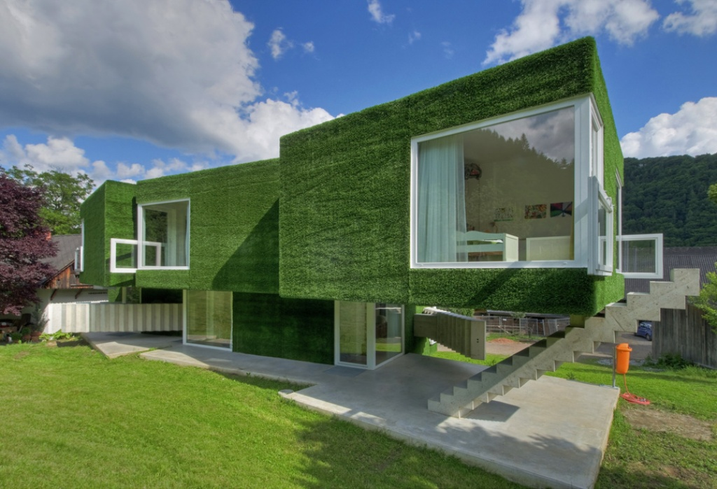 Eco-Friendly House Designs photo - 7