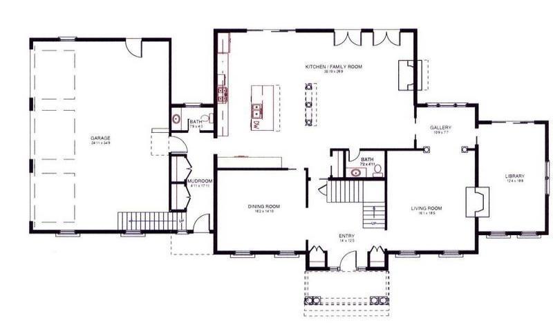 Eco-Friendly House Designs Floor Plans photo - 10