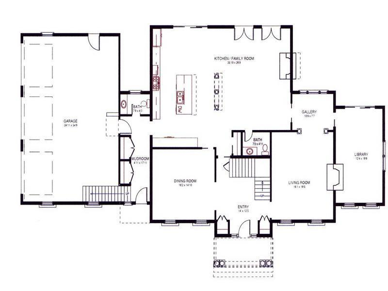 Eco-Friendly House Designs Floor Plans photo - 8