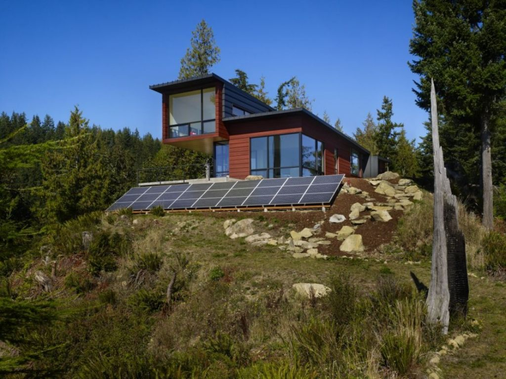 Eco-Friendly House Ideas photo - 1