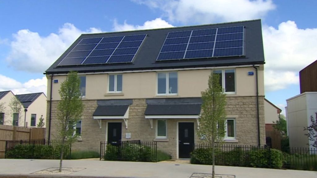 Eco House Bicester photo - 2