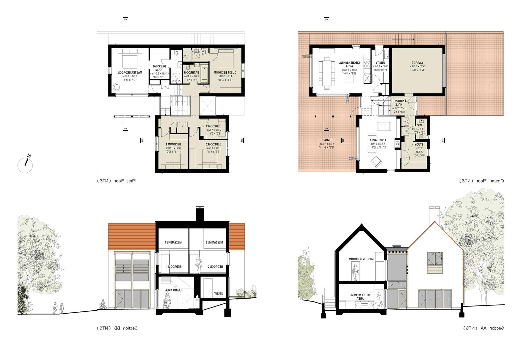 Eco House Blueprints photo - 10