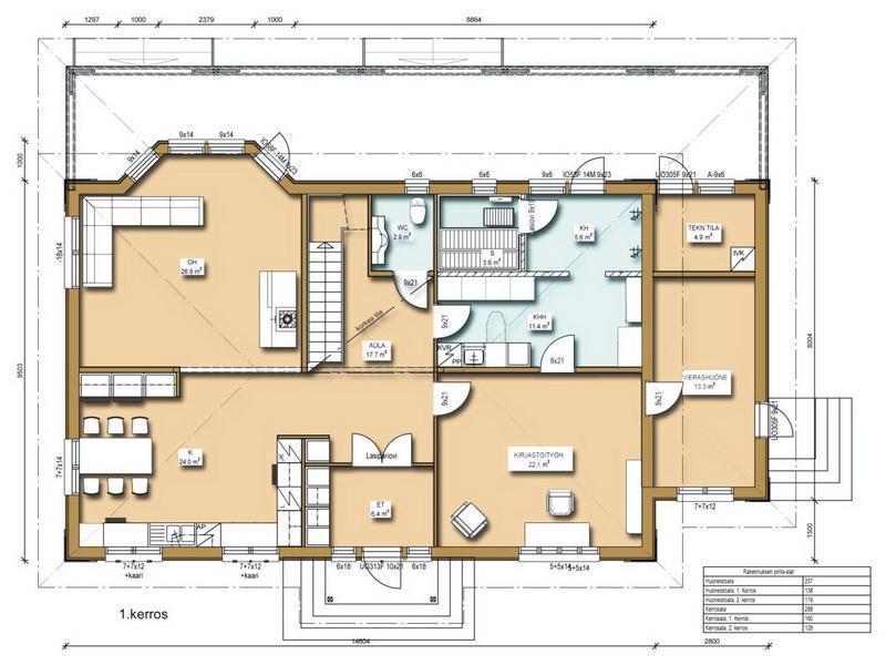 Eco House Blueprints photo - 3