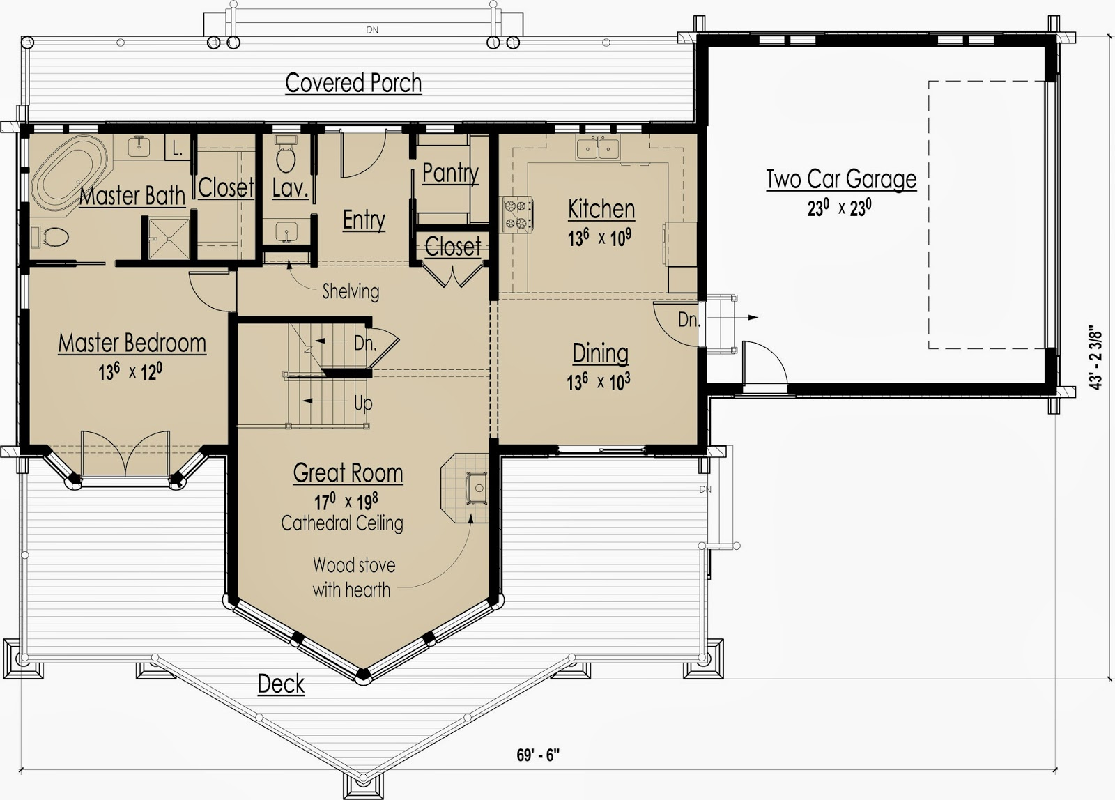 Eco House Blueprints photo - 4