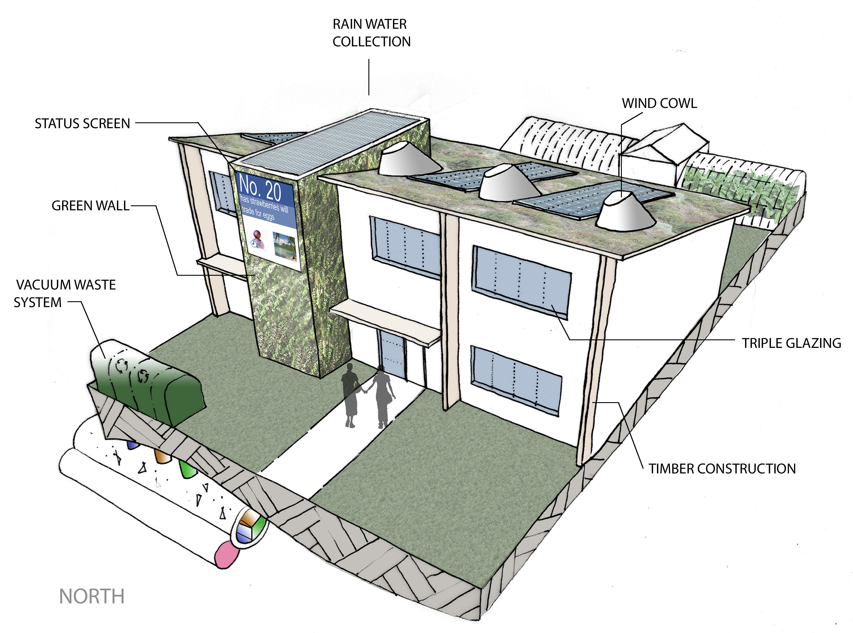 Eco House Concept photo - 4
