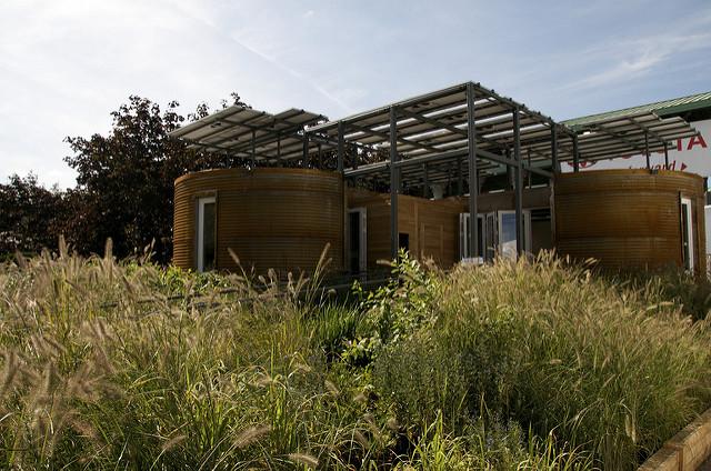 Eco House Cornell photo - 4