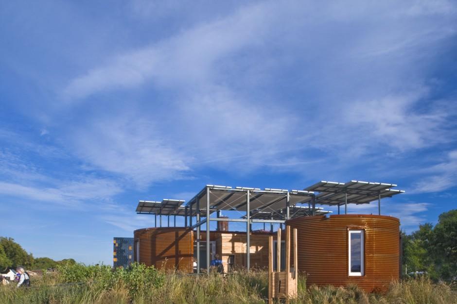 Eco House Cornell photo - 6