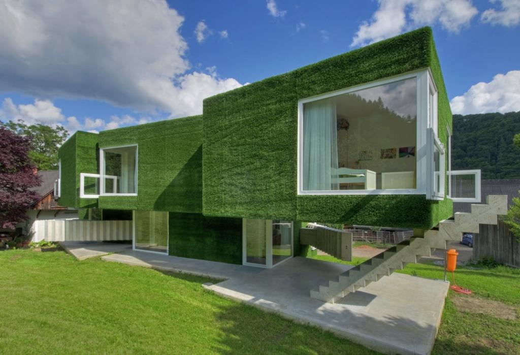 Eco House Ideas photo - 5