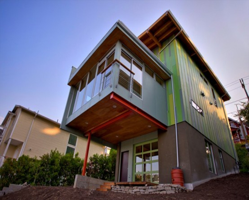 Eco House Ideas photo - 6