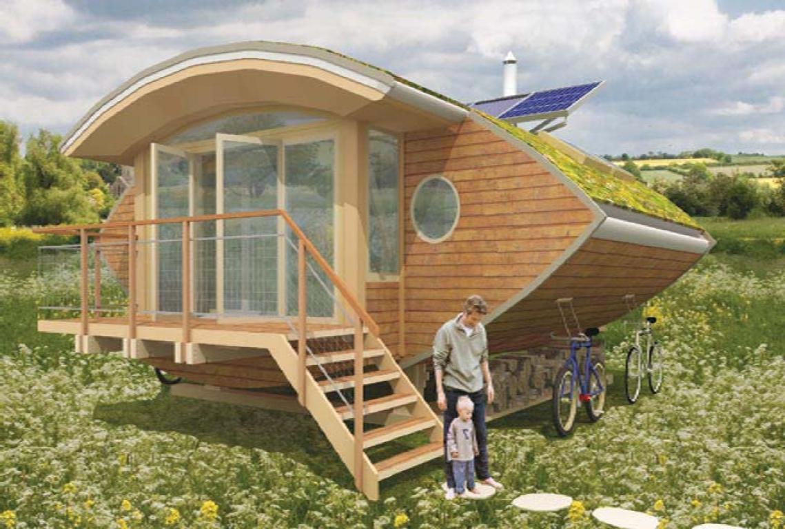 Eco House Ideas photo - 8