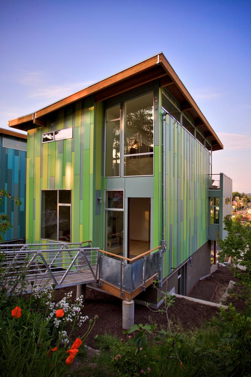Eco House Ideas photo - 9