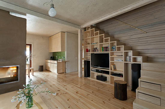 Eco House Interior photo - 6