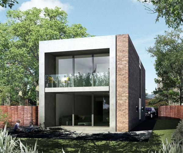 Eco House Model photo - 3