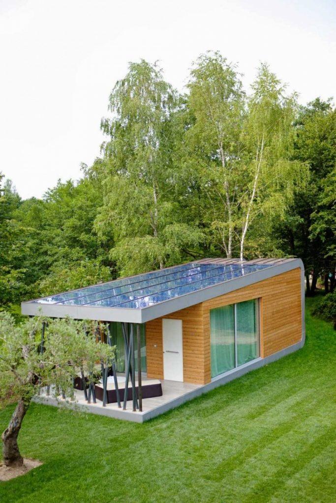 Eco House Model photo - 5
