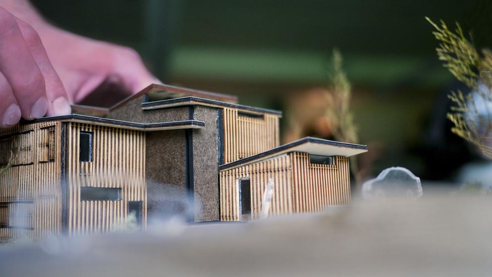 Eco House Model photo - 6