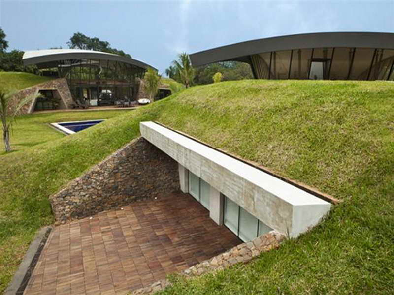 Eco House in Hillside photo - 2