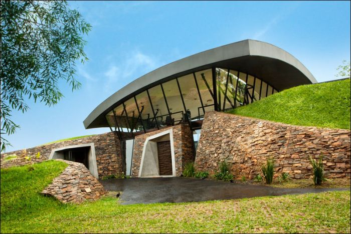 Eco House in Hillside photo - 6
