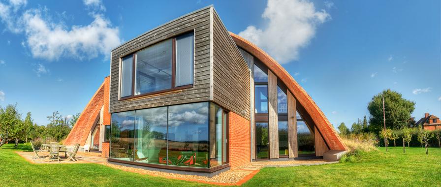 Eco HouseKent Grand Designs photo - 2