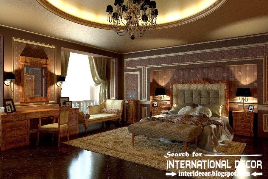 English Bedroom Interior Design | Hawk Haven