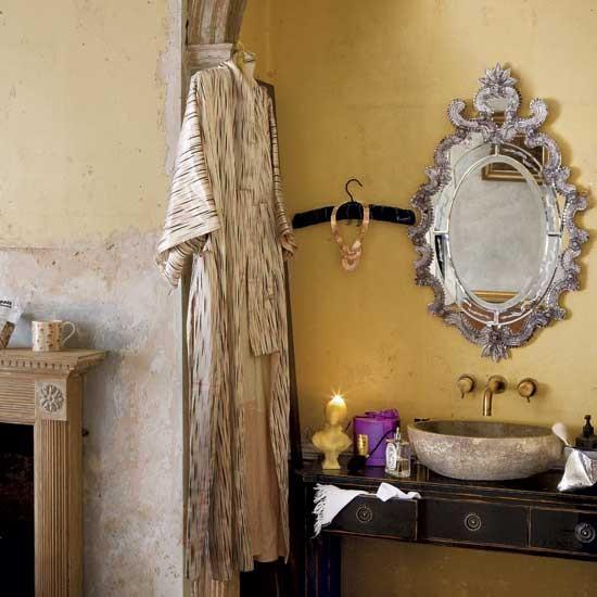 Gold Bathroom Idea photo - 10