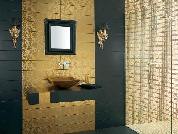 Gold Bathroom Idea photo - 4