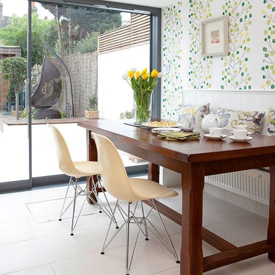 Green Kitchen Wallpaper photo - 10