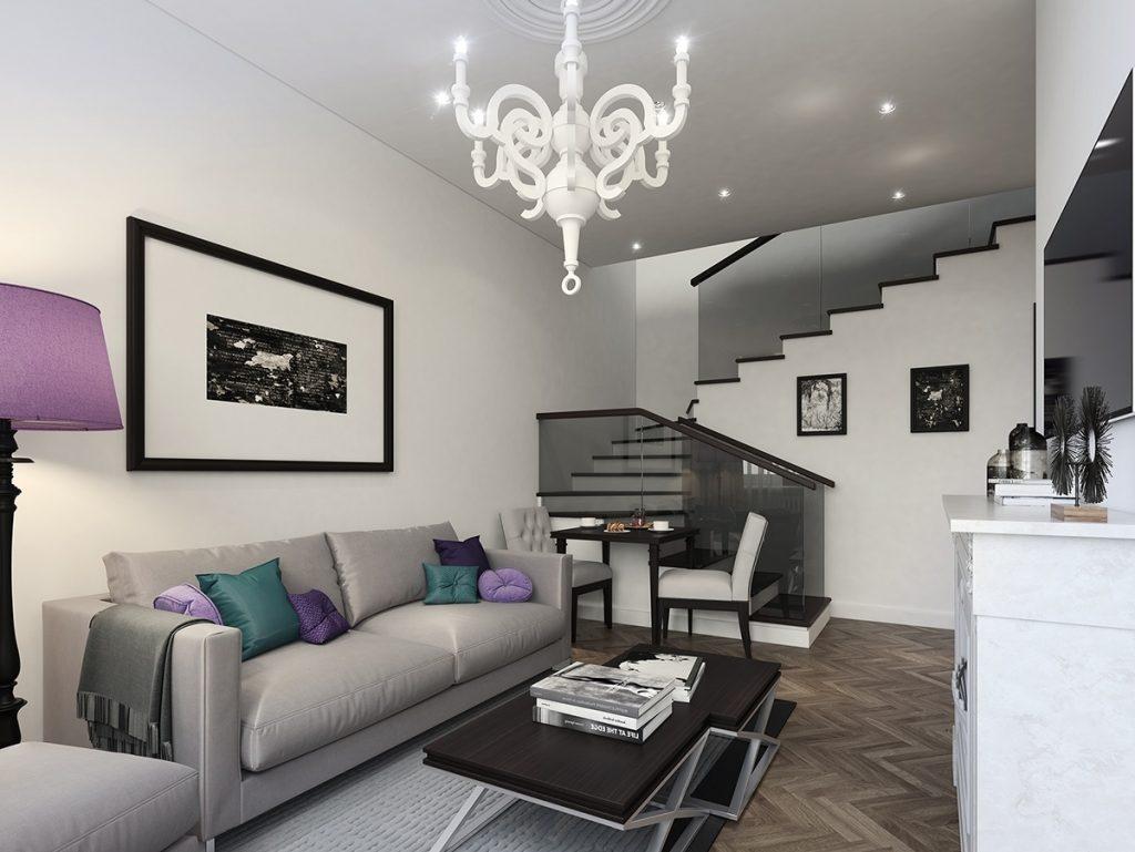 Impressive Living Room Interior Design photo - 2