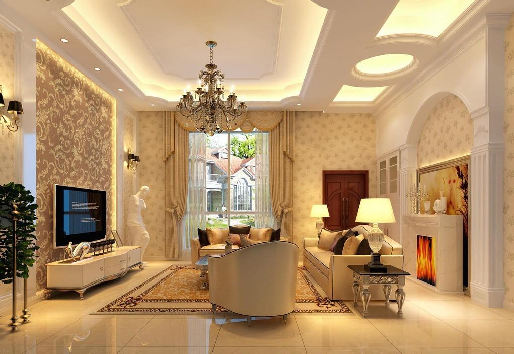 Impressive Living Room Interior Design photo - 5