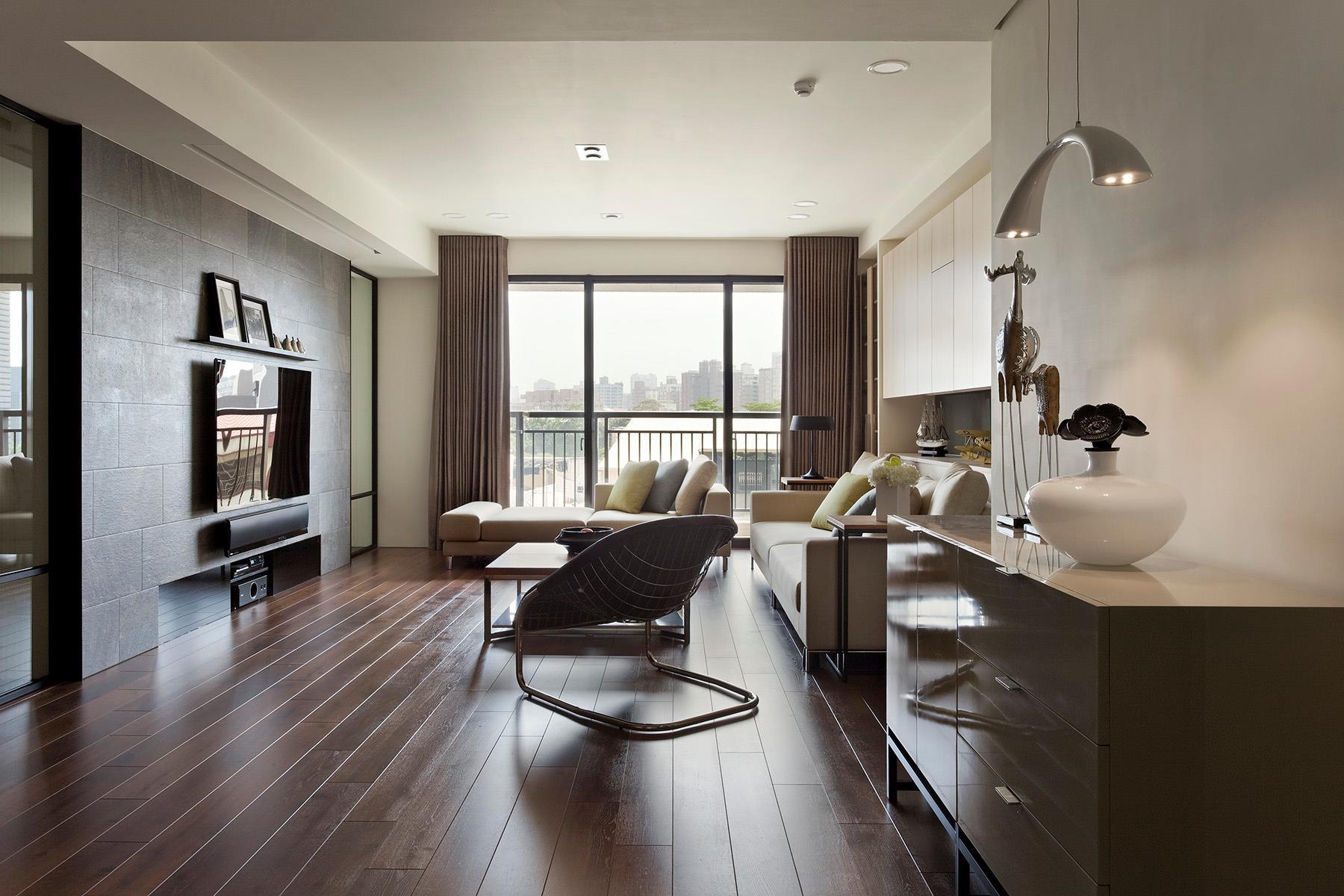 Impressive Living Room Interior Design photo - 7