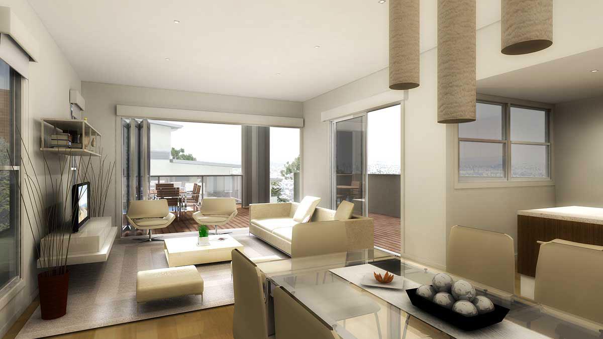 Impressive Living Room Interior Design photo - 8