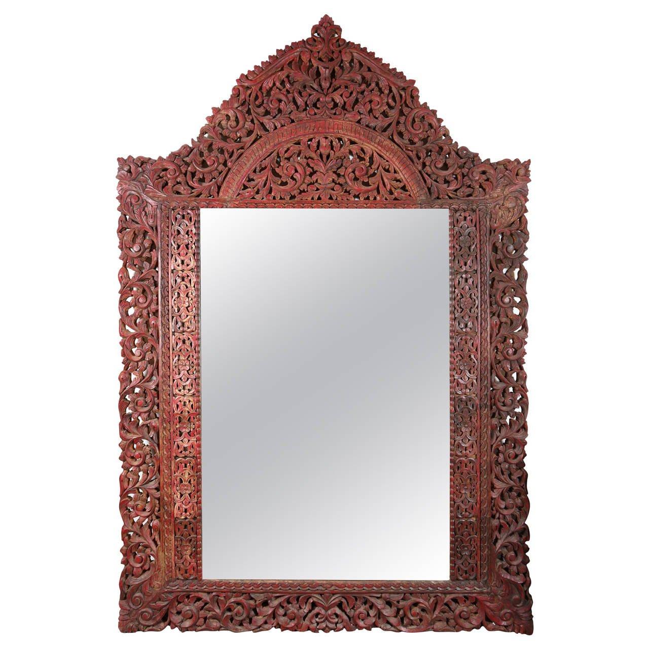 Indian Mirror photo - 1