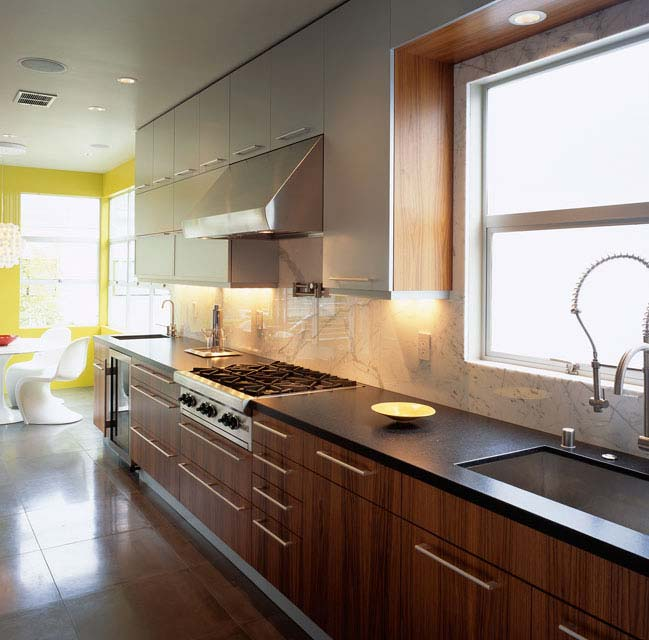 Kitchen Interior Idea photo - 5
