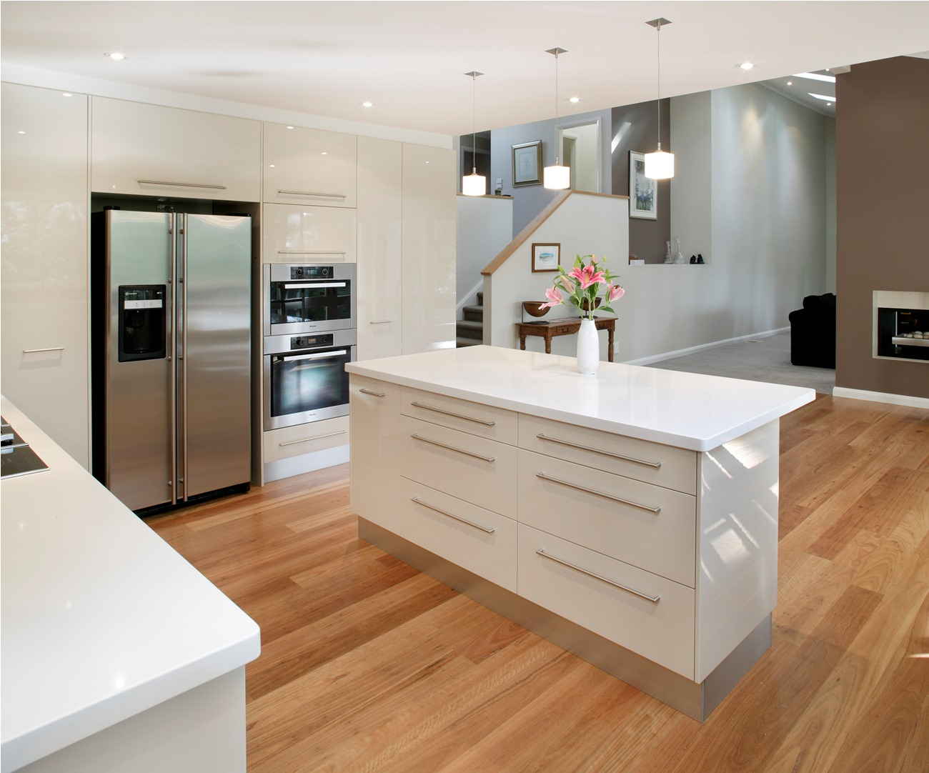 Kitchen Interior Idea photo - 9