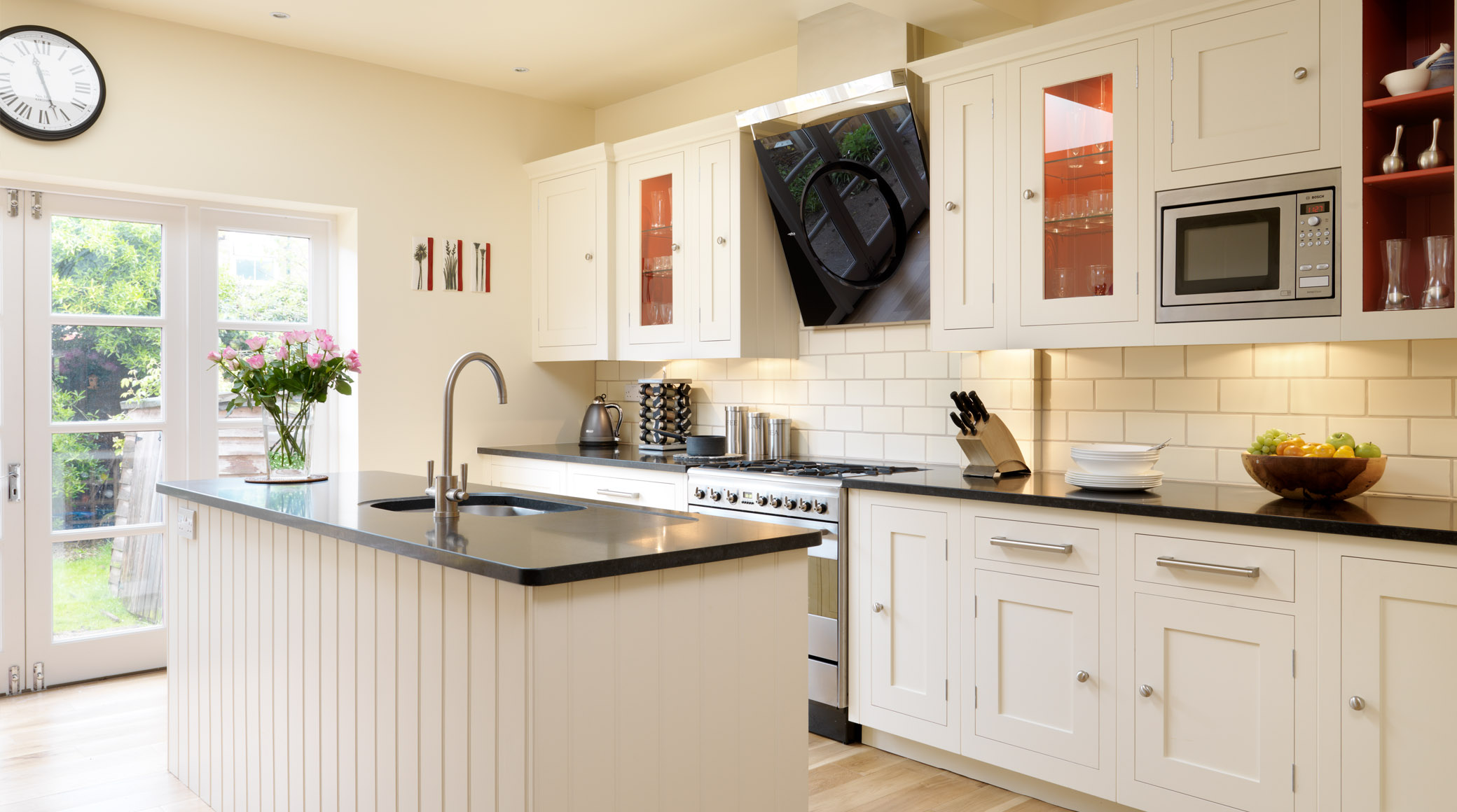 Kitchen Showrooms ヨ Black and White photo - 1
