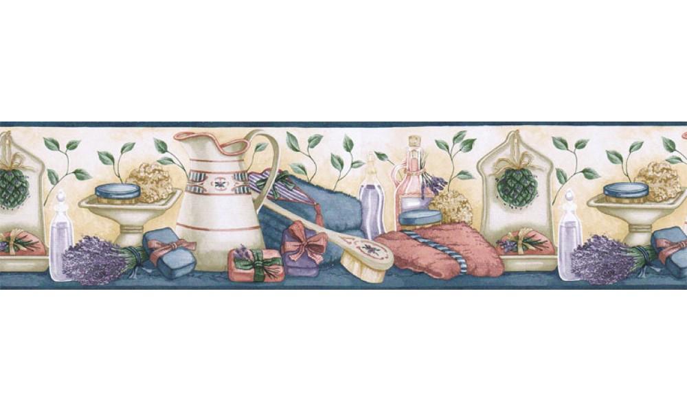 Kitchen border wallpaper photo - 7